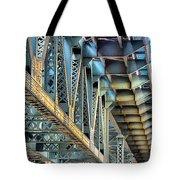 Rooms With A View Tote Bag