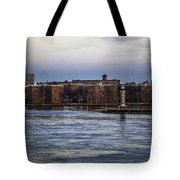 Roosevelt Island View - Nyc Tote Bag