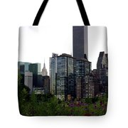 Roosevelt Island View Tote Bag