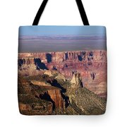 Roosevelt Point Landscape Tote Bag