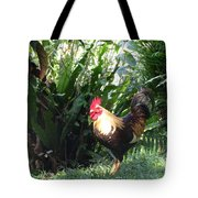 Rooster 1 Tote Bag