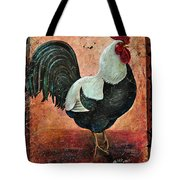 Rooster Fresco Tote Bag