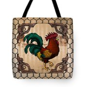 Rooster I Tote Bag