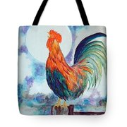 Rooster IIi Tote Bag