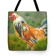 Rooster Rules Tote Bag