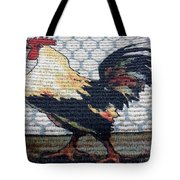 Rooster1 Tote Bag