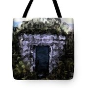 Root Cellar Abstraction Tote Bag