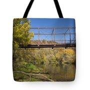 Root River Autumn 3 Tote Bag