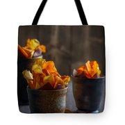 Root Vegetable Crisps Tote Bag