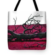 Rooted In Red Tote Bag
