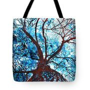 Roots To Branches II Tote Bag