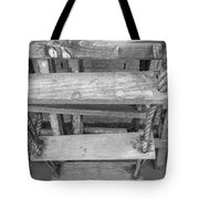 Rope Ladder Tote Bag
