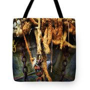 Ropes And Chains Smooth Tote Bag