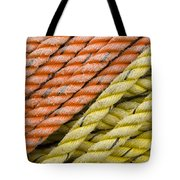 Ropes Tote Bag