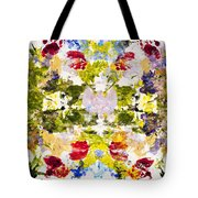 Rorschach Test Tote Bag