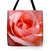 Rosa Summer Lady  Tote Bag