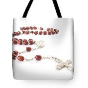 Rosary Beads Tote Bag by Jose Elias - Sofia Pereira