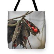 Rosary Pea Tote Bag