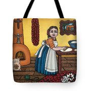 Rosas Kitchen Tote Bag
