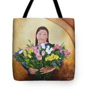 Rosa's Roses Tote Bag
