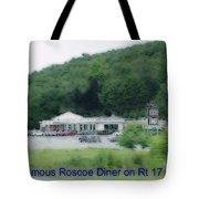 Roscoe Ny Diner Tote Bag