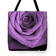Rose 5 I Love You Tote Bag