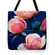 Rose #5 Tote Bag
