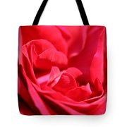 Rose Abstract Tote Bag