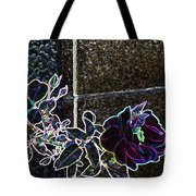 Rose Aglow Tote Bag