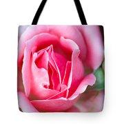 Rose And Bud Tote Bag