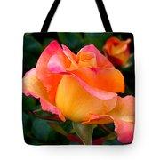 Rose Beauty Tote Bag