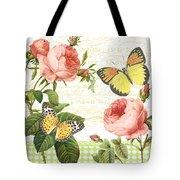 Rose Blush-a Tote Bag