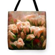 Rose Blush Tote Bag