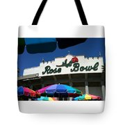 Rose Bowl Tote Bag