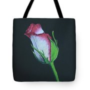 Rose Bud Tote Bag