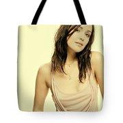 Rose Byrne Tote Bag