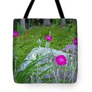 Rose Campion Tote Bag