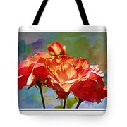 Rose Colours Tote Bag