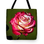 Rose Dick Clark Tote Bag