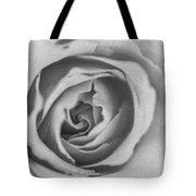 Rose Digital Oil Paint Tote Bag