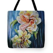 Rose Duo Tote Bag
