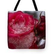 Rose Flakes 1 Tote Bag