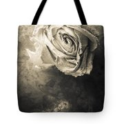 Rose From Another Day Tote Bag