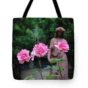 Rose Garden 3 Tote Bag