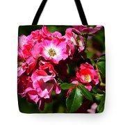 Rose Garden 4 Tote Bag