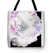 Rose In Pastels Tote Bag