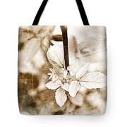 Rose Leaf Photoart Tote Bag