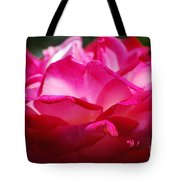 Rose Like A Lotus Flower Tote Bag