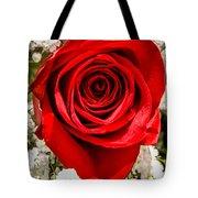 Rose Macro 1 Tote Bag