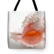 Rose Murex Seashell Tote Bag